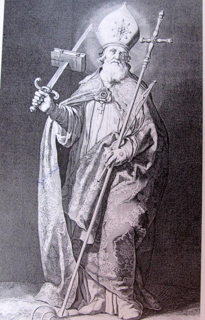 geschiedenisBonifatius