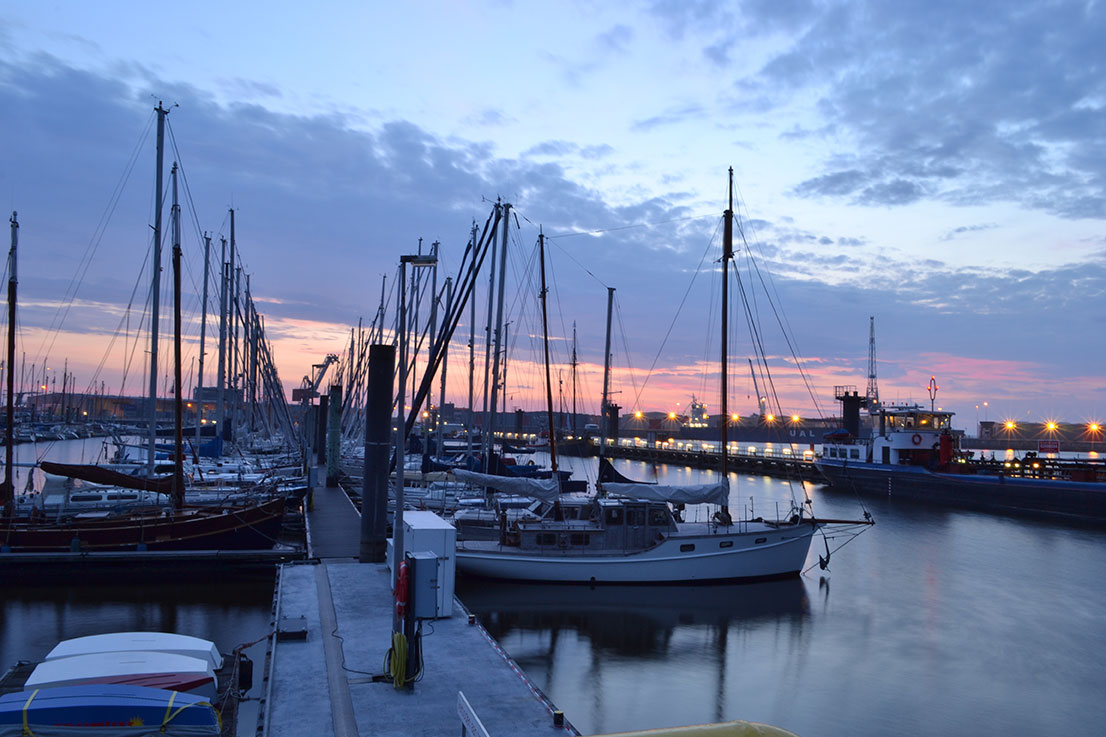 Delfzijl haven